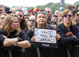 Graspop dag 3 met een maniakale Marilyn Manson en de metal-manie van Megadeth