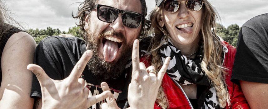 Graspop: Guns N' Roses, Doro en Ghost trappen 4 dagen hemel op aarde af