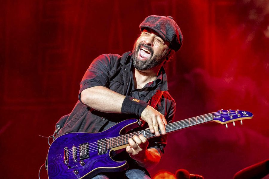 Volbeat op Graspop, foto Rob Sneltjes
