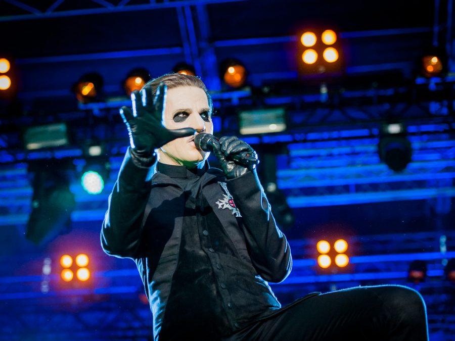 Ghost op Dynamo Metal Fest 2018, foto Roy Wolters