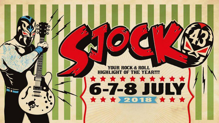 Sjock banner