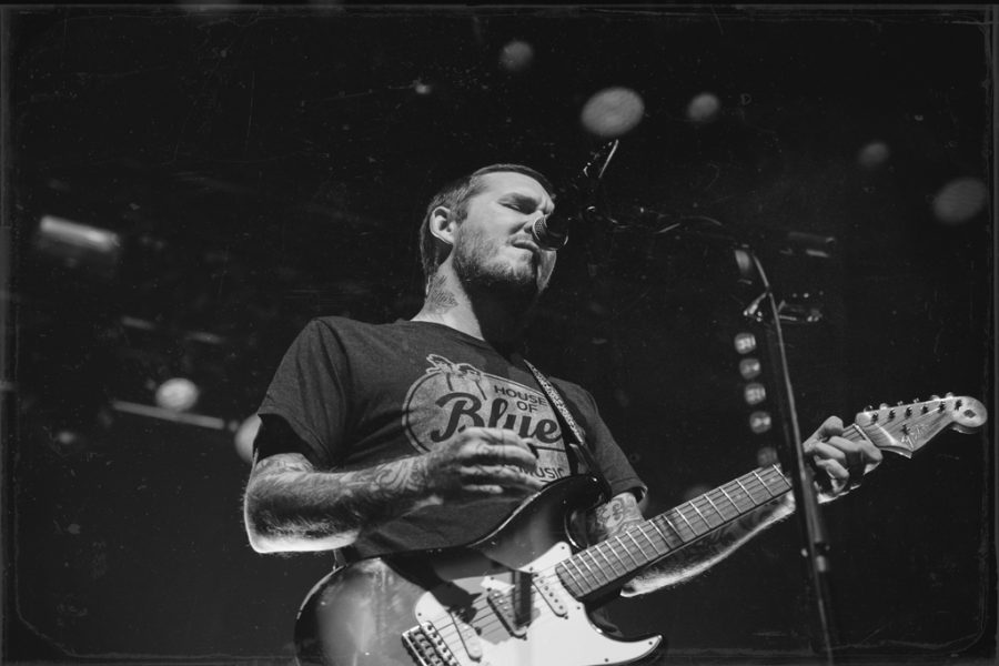 The Gaslight Anthem in 013, foto: Dani Silva