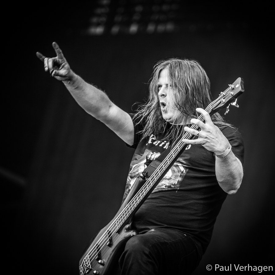 At The Gates op Into The Grave, foto Paul Verhagen