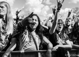 Into The Grave 2018 in beeld van Behemoth & At The Gates tot Suicidal Tendencies