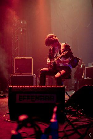 Spectrum op Fuzz Club Eindhoven, foto Maron Stills