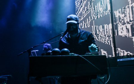 The Black Angels op Fuzz Club Eindhoven, foto Justina Lukosiute