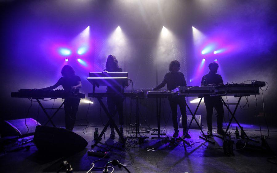 RMFTM op Fuzz Club Eindhoven, foto Justina Lukosiute