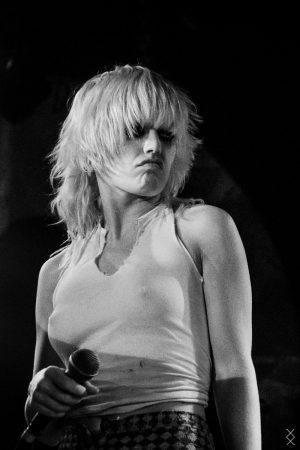 Amyl & The Sniffers in EKKO, foto Maron Stills
