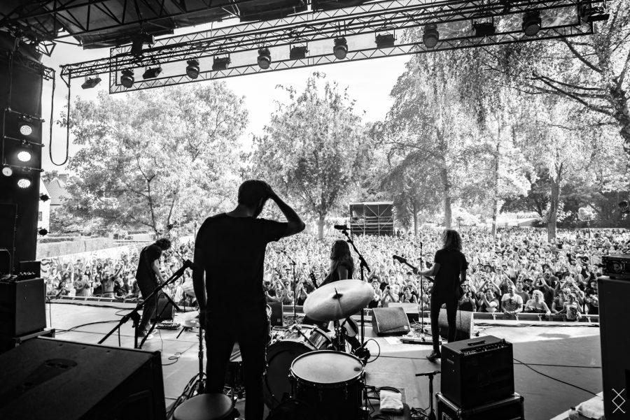 Strand of Oaks x RUV op Cactus Festival, foto Maron Stills