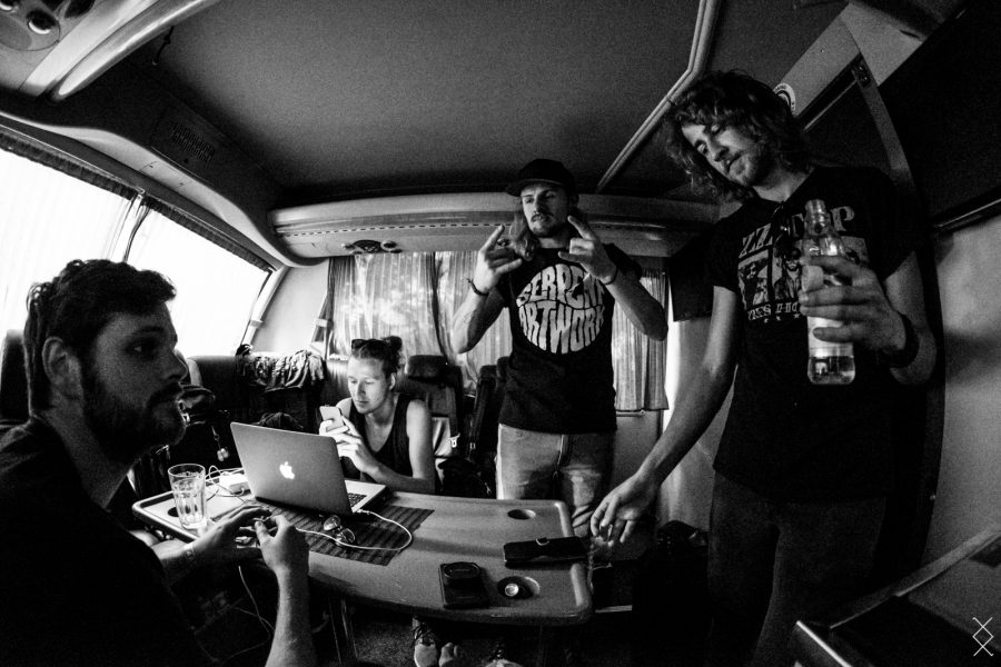 Tyler Bryant & The Shakedown in Hannover, foto Maron Stills