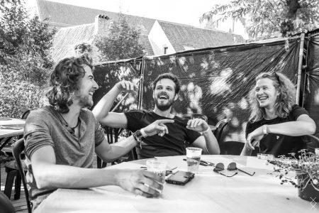 RUV op Cactus Festival, foto Maron Stills