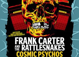 Eerste namen Faster and Louder: Frank Carter, Cosmic Psychos en The Spades