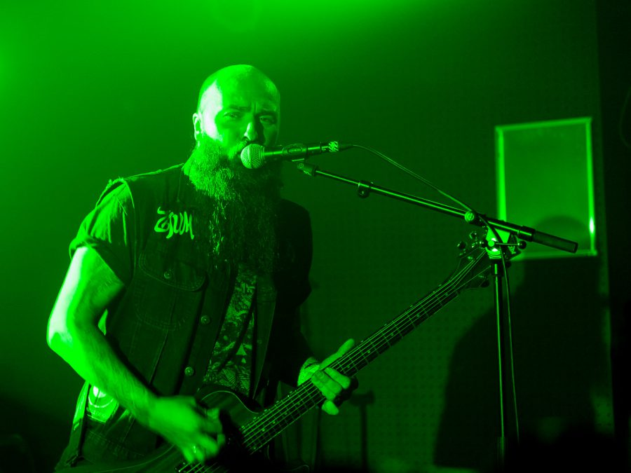 Earth Ship, Desertfest Antwerpen, foto Roy Wolters