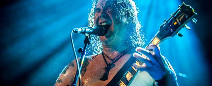 High On Fire in Mezz: naar Breda voor drie liedjes en een miskende messias zonder T-shirt