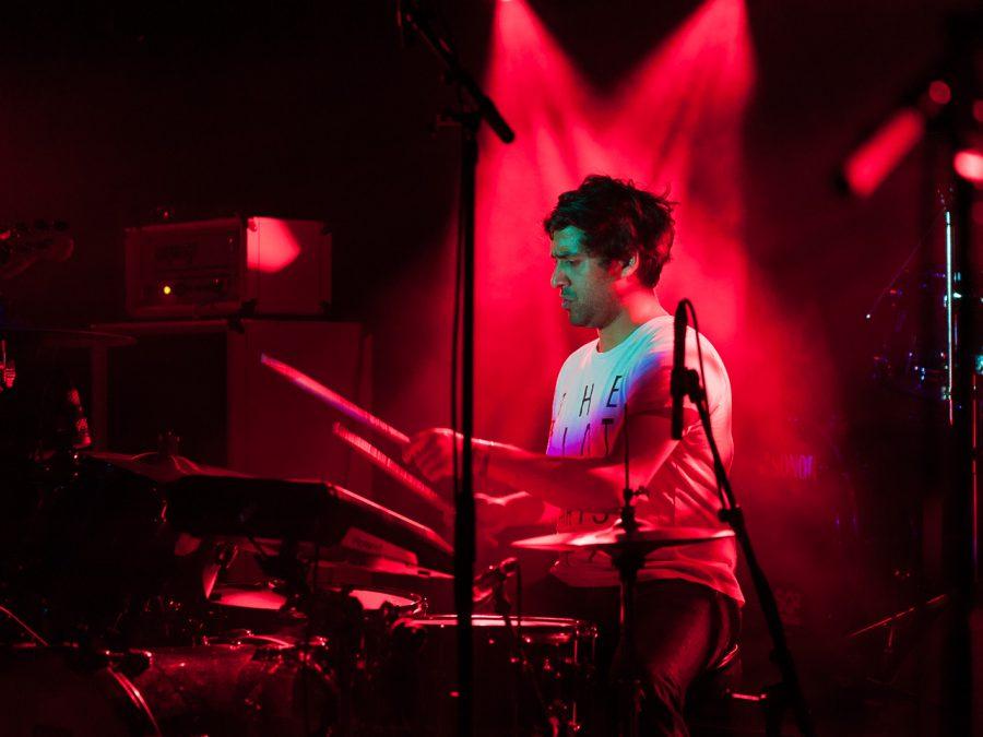 The Oscillation, Desertfest Antwerpen, foto Roy Wolters