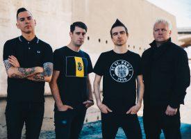 """Anti-Flag: """"Juist in de tijd van Trump moeten we ons laten horen"""""""