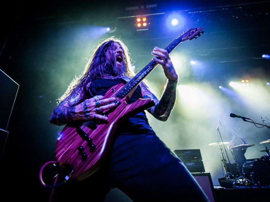 Yob, Desertfest Antwerpen, foto Roy Wolters