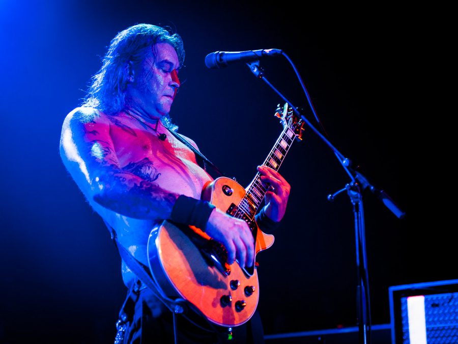 High on Fire, Desertfest Antwerpen, foto Roy Wolters