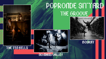 Popronde Sittard The Groove