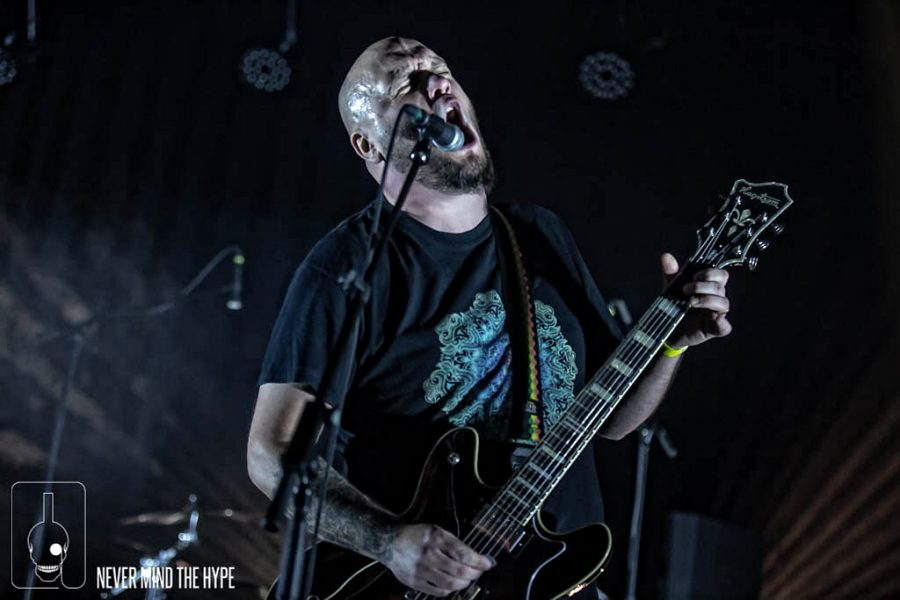 Boss Keloid op Into The Void, foto Rob Sneltjes