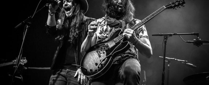 Led Zeppelin-tribute Greta van Fleet maakt hype waar in uitverkochte 013