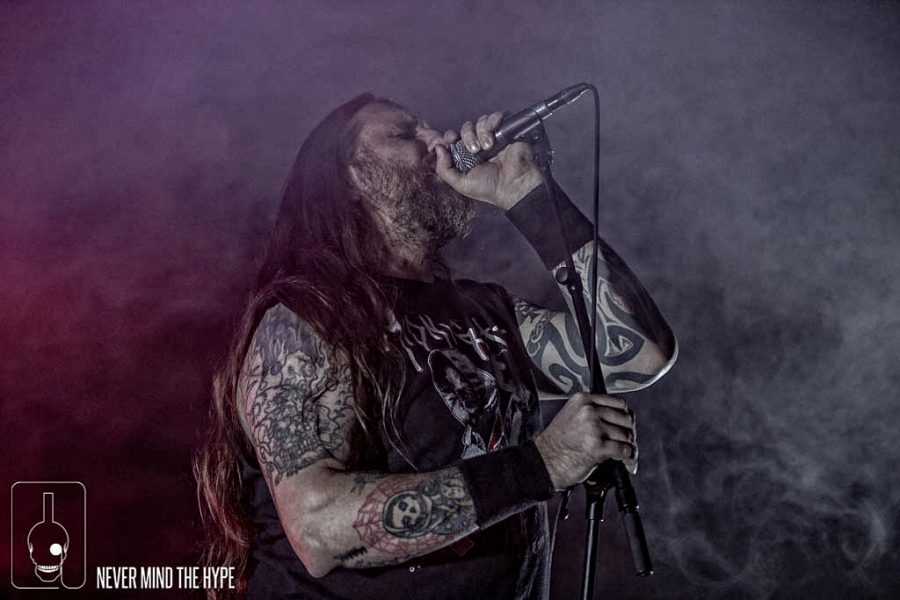Orange Goblin op Into The Void, foto Rob Sneltjes