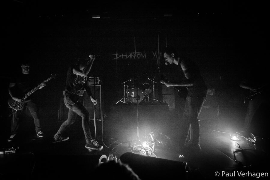 Phantom Winter op Soulcrusher III, foto Paul Verhagen