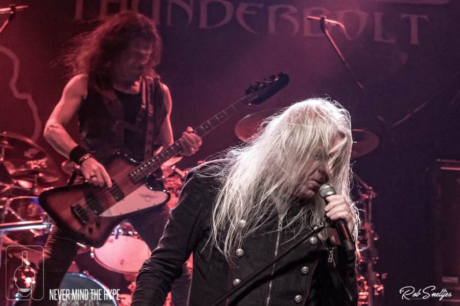 Saxon in TivoliVredenburg, foto Rob Sneltjes