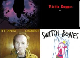Hardhitting albumreviews: Niet te missen releases met Slow Crush, Richie Dagger, It It Anita & Switch Bones