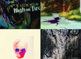Hardhitting albumreviews: Niet te missen releases met High on Fire, Windhand, All Them Witches & Sumac