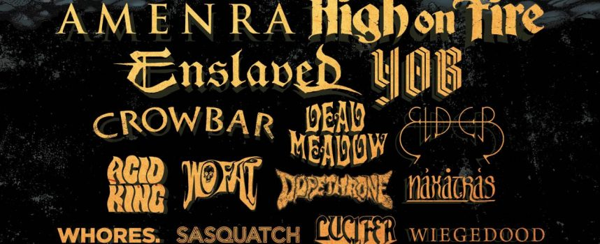 NMTH tipt Desertfest 2018 van Wo Fat en Elder tot Naxatras en High On Fire