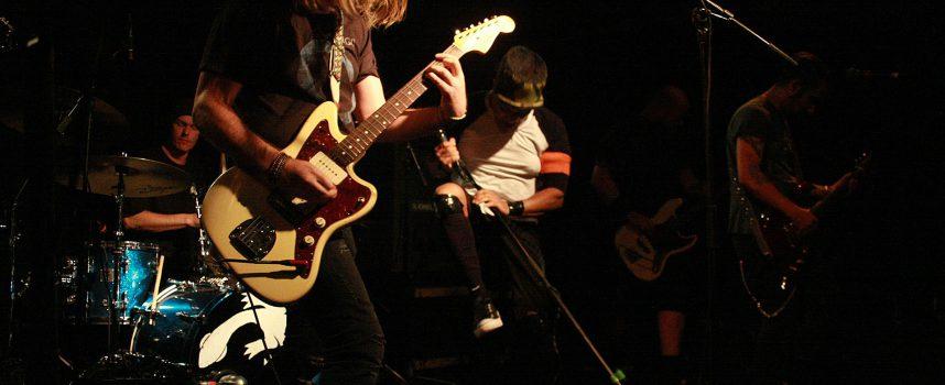 Schaamteloos 90ies-sentiment met Green Lizard x Urban Dance Squad x Pumpkins x Alice in Chains x Nirvana