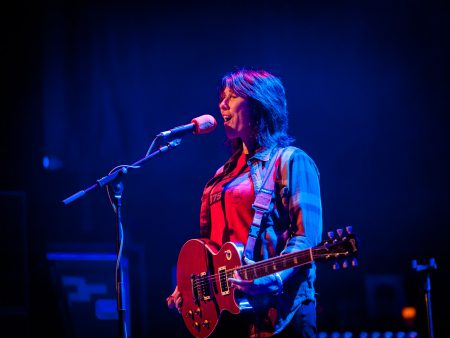 The Breeders tijdens Le Guess Who?, foto Roy Wolters