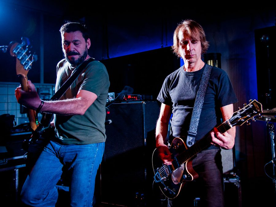 Mudhoney tijdens Le Guess Who?, foto Roy Wolters