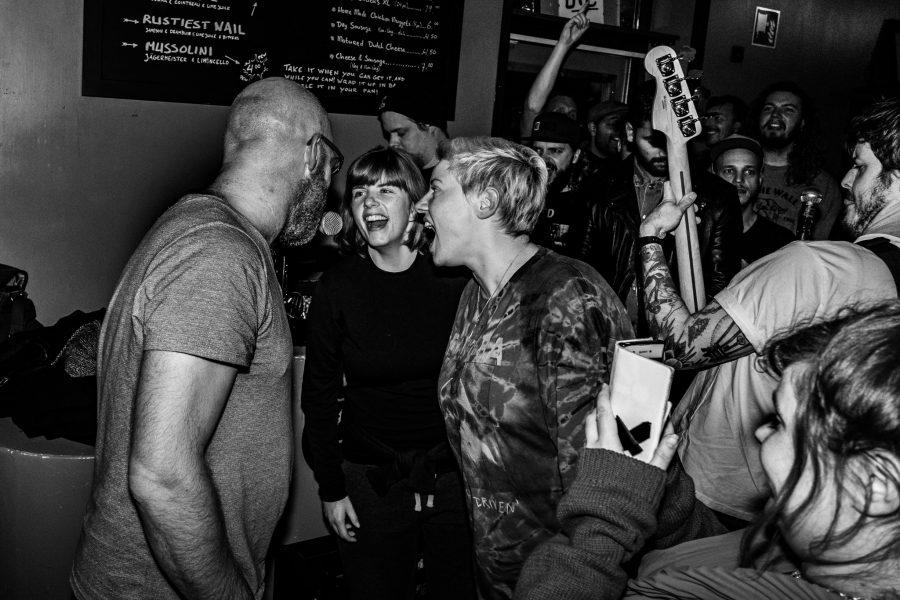 Switch Bones op Popronde Rotterdam, foto Jessie Kamp