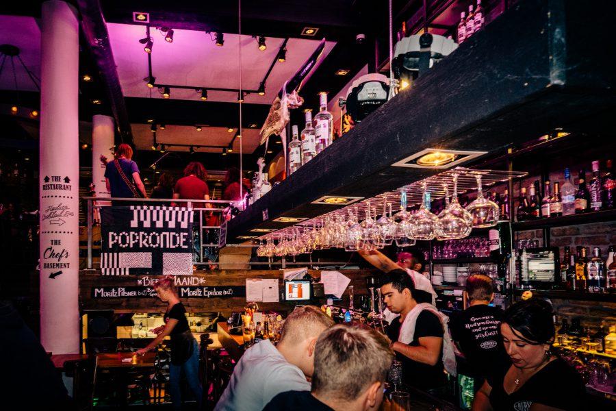 The Tambles op Popronde Rotterdam, foto Jessie Kamp
