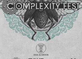 Complexity Fest haalt Zeal & Ardor, Conjurer, Sectioned, Inferum en meer