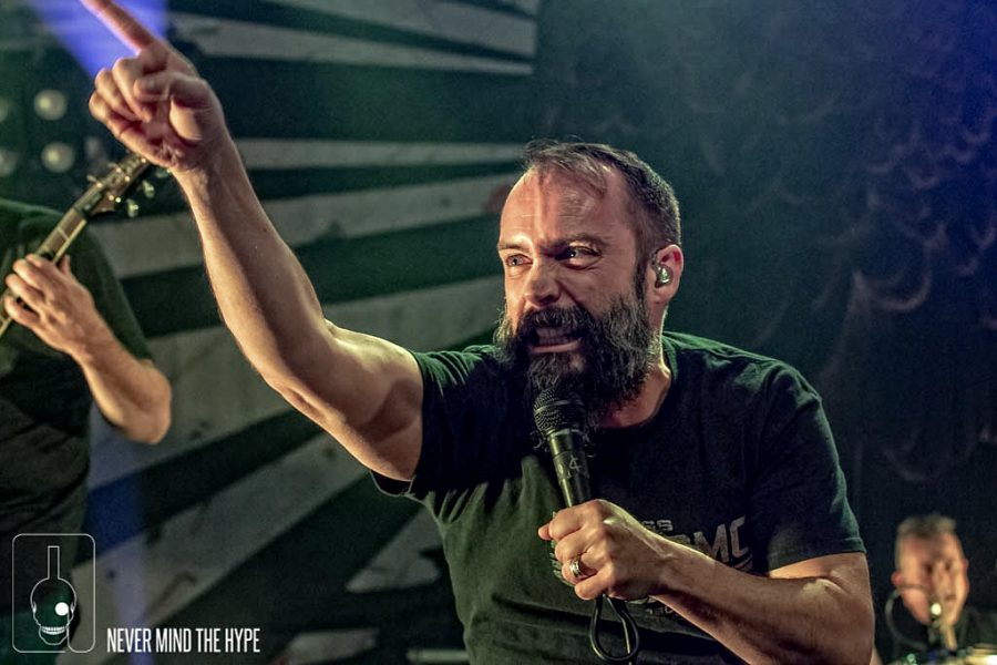 Clutch in Melkweg, foto Rob Sneltjes