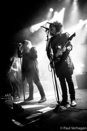 Zeal & Ardor in 013, foto Paul Verhagen