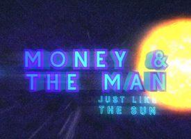 Video: 'trekkies' Money & the Man kussen de zon