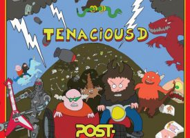 Hardhitting albumreviews: Tenacious D, P.O.D., Kalmah en Certain Animals