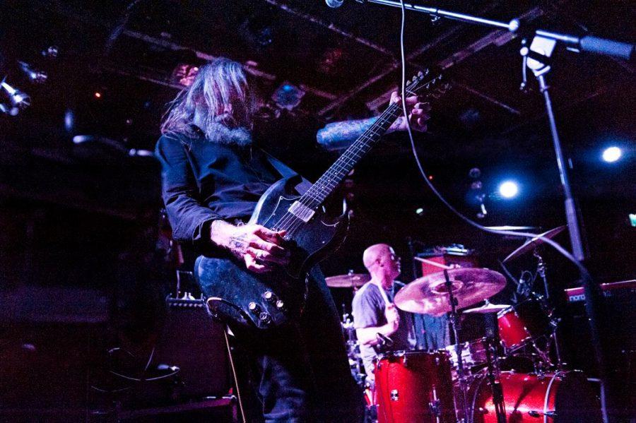 Wrekmeister Harmonies op Doomstad #4, foto Lisa Terry Photography