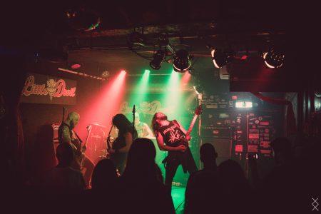 Furia in Little Devil Bar, foto Maron Stills