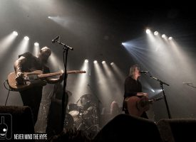Een traditioneel postpunkritueel met New Model Army in Melkweg