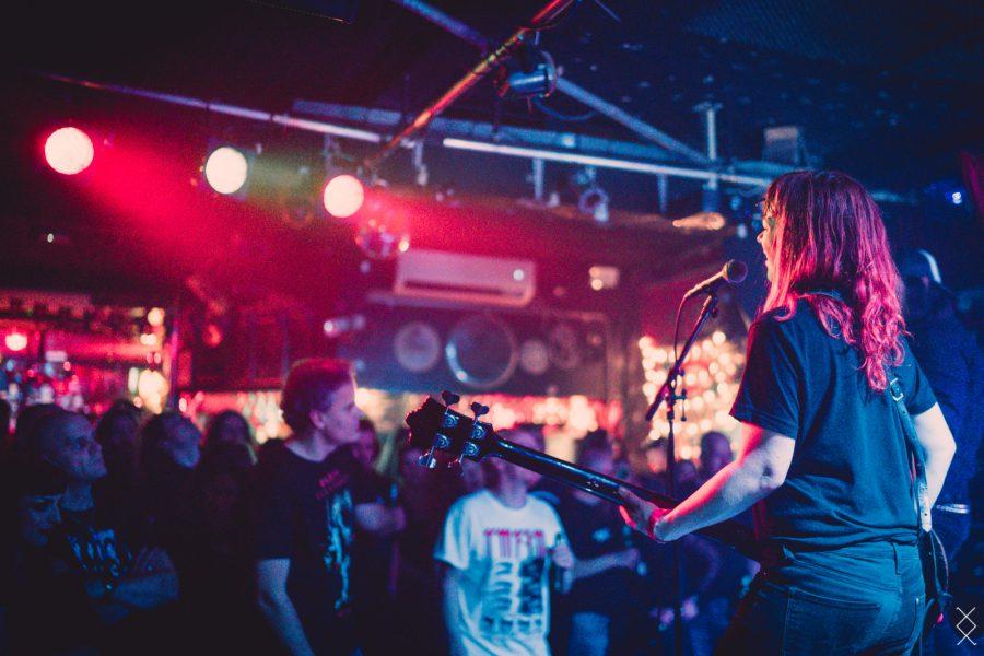 Demon Eyes in Little Devil Bar, foto Maron Stills