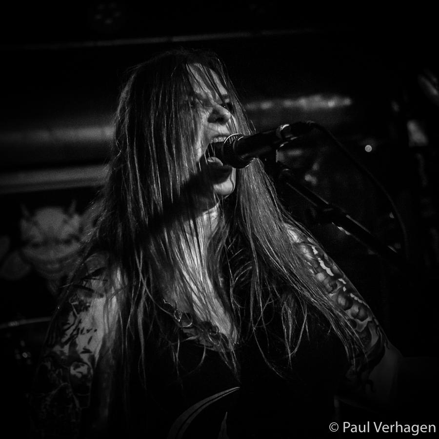 Bruut live @ Little Devil, foto Paul Verhagen
