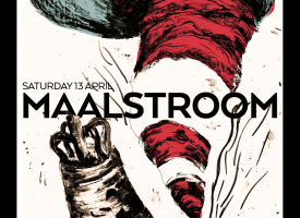 Inside the Maalstroom project at Roadburn: a massive Dutch black metal challenge