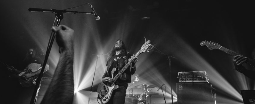 A Rawkward Asana – Soetra's in Melkweg: Richie Dagger, Demon Eyes en Temple Fang