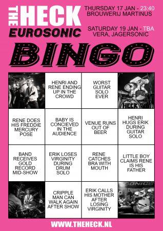 De bingokaart vd Drentse helden