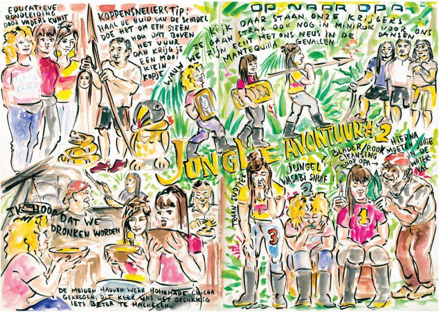 Giletjes in Brazil door Kiki